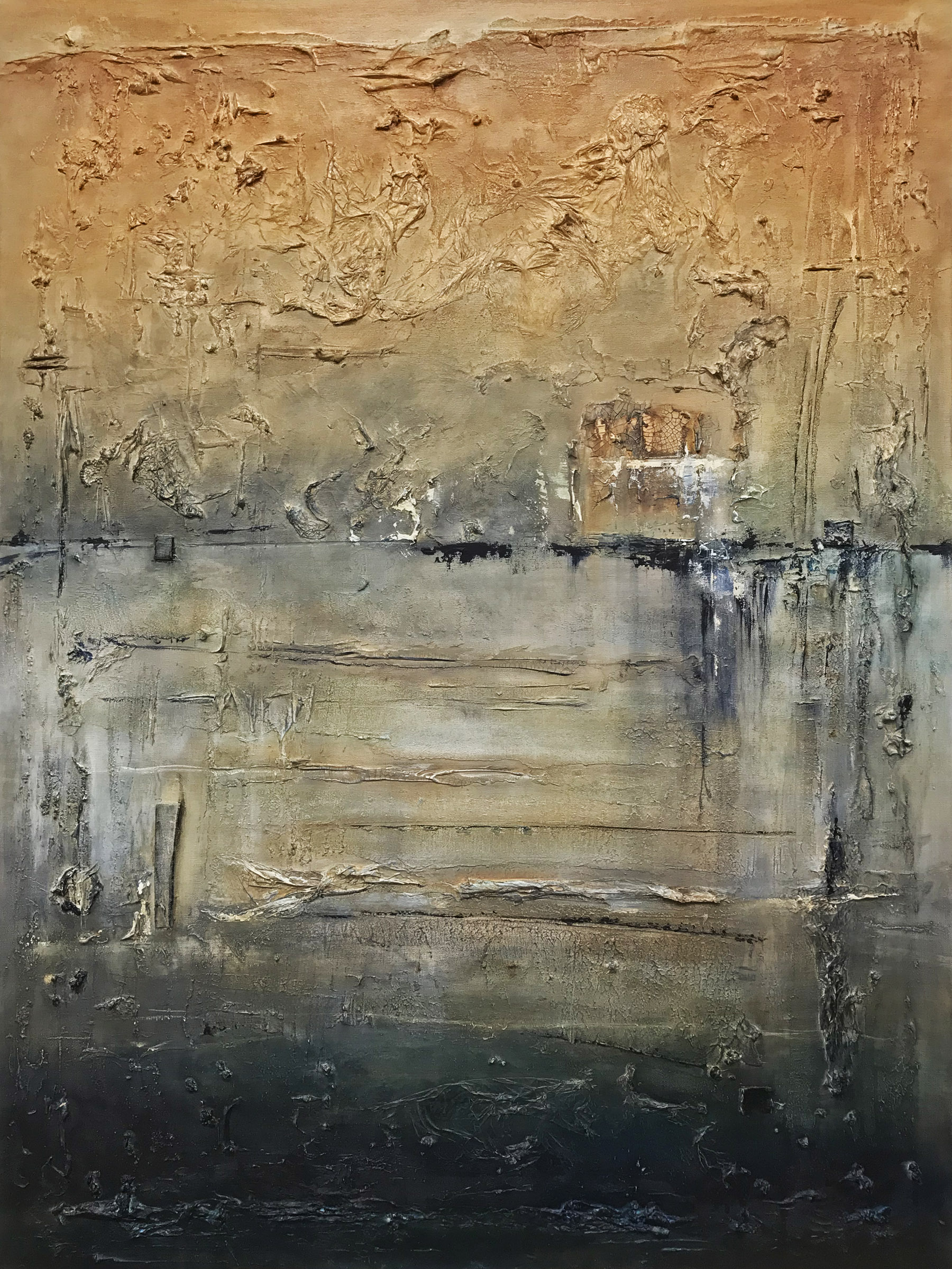 Terroir No. 25 | 36 x 48 | SOLD