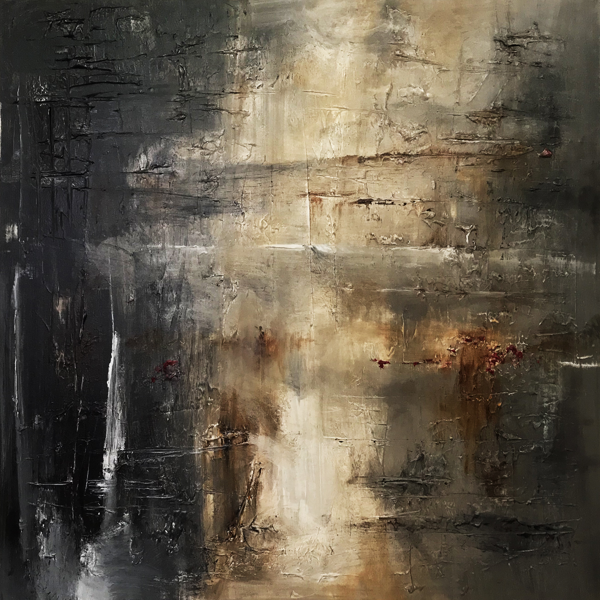 Terroir No. 26 | 40 x 40 | $2,400
