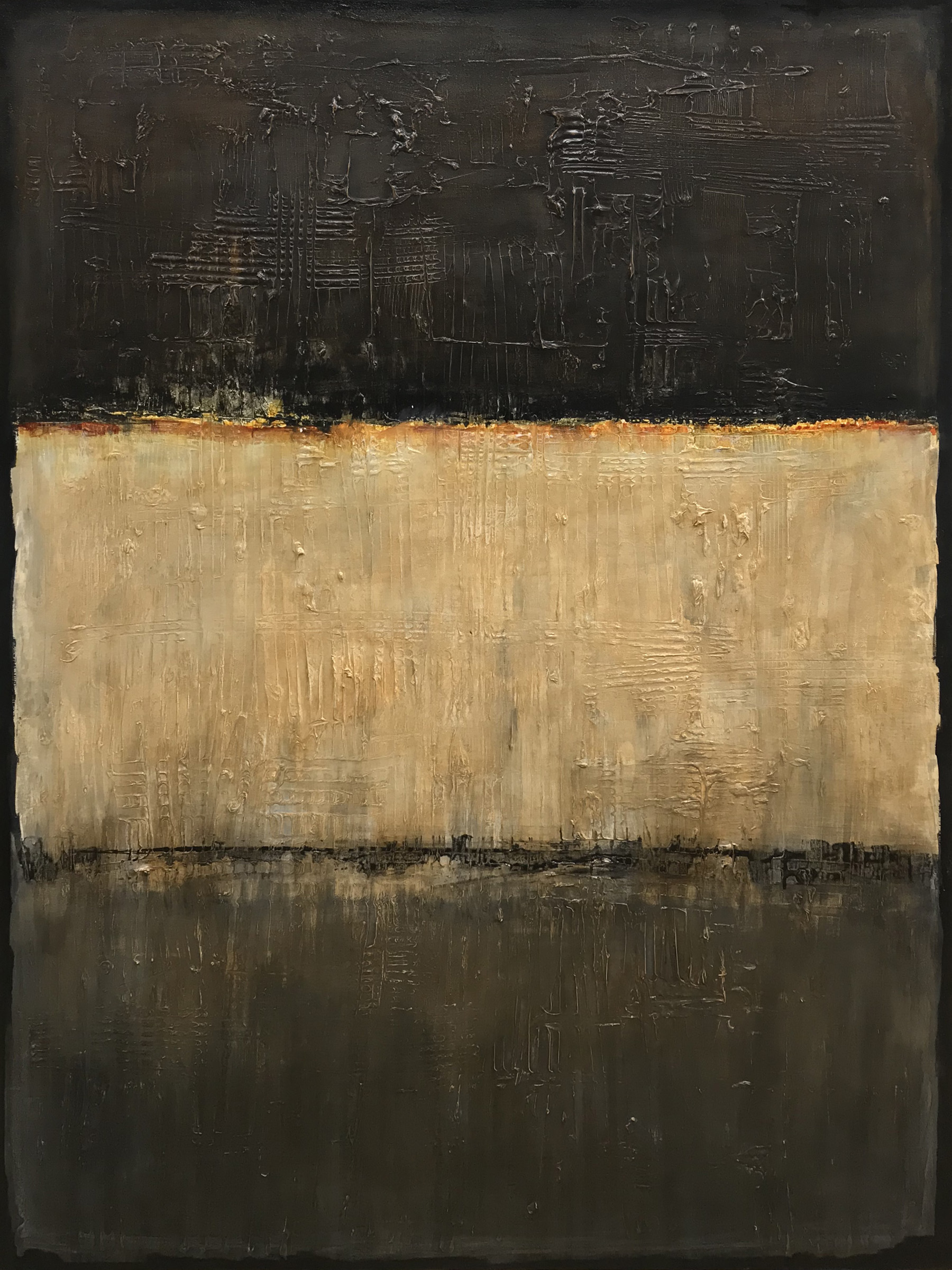 Uncovered No. 2 | 40 x 50 | $3,000