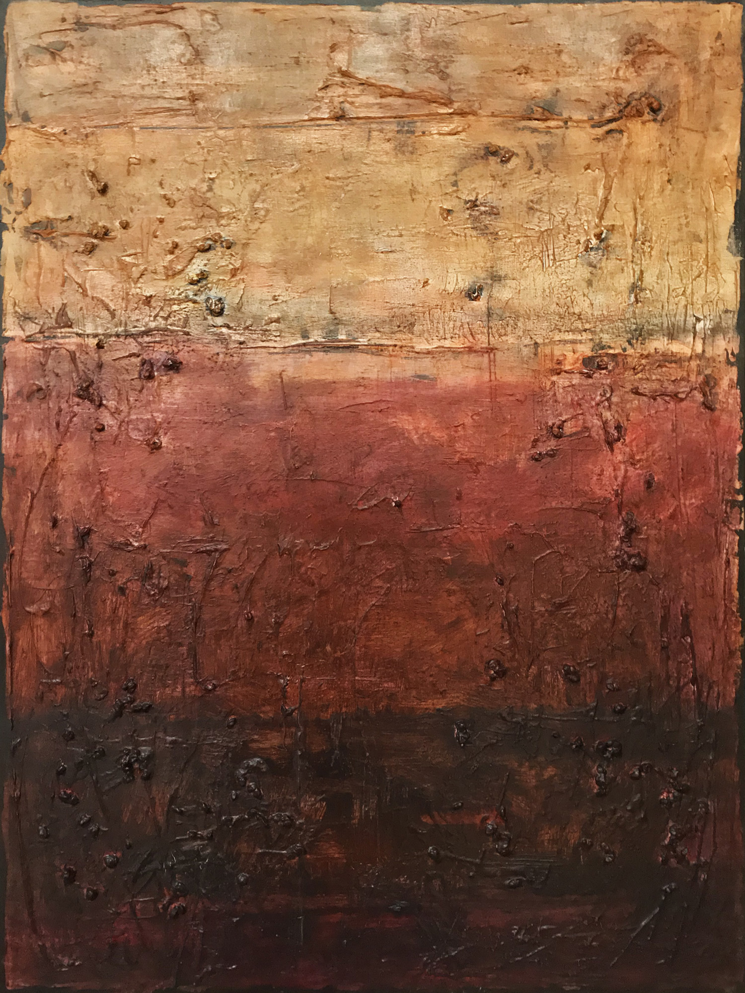 Uncovered No. 3 | 30 x 40 | $1,950
