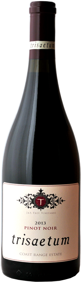 2013 Coast Range Estate Pinot Noir