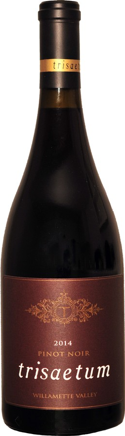 2015 Trisaetum Willamette Valley Pinot Noir
