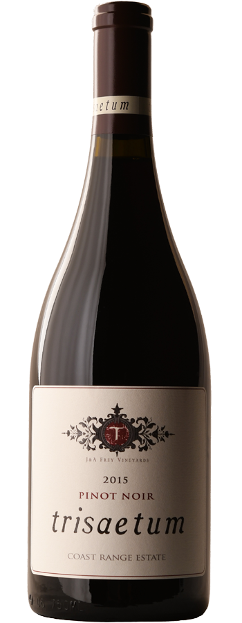 2015 Coast Range Estate Pinot Noir Image