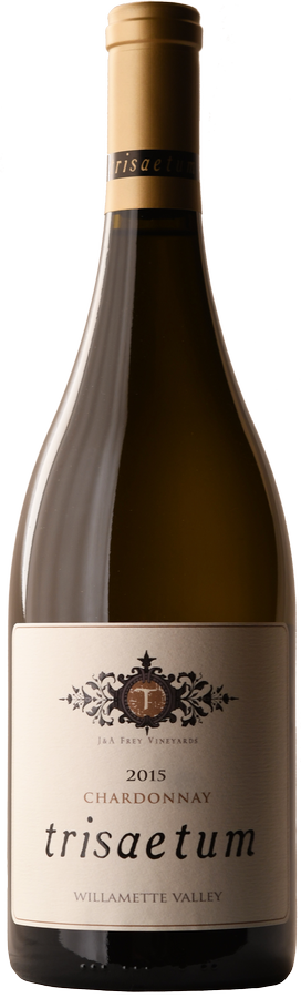 2015 Willamette Valley Chardonnay Image