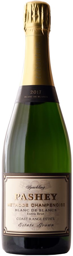 2017 Pashey Blanc de Blancs Coast Range Estate