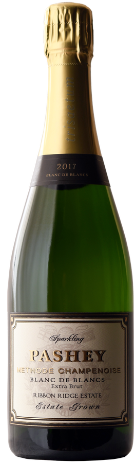2017 Pashey Blanc de Blancs Ribbon Ridge Estate