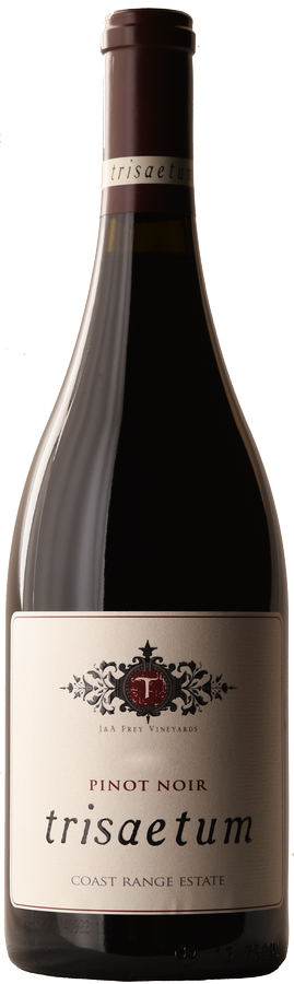 2014 Coast Range Estate Pinot Noir