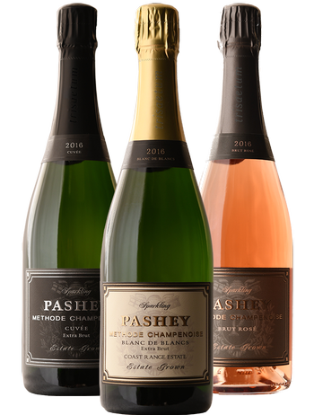 2016 Vintage Pashey Sparkling 3-Pack