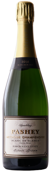 2015 Pashey Ribbon Ridge Estate Blanc de Blancs Image