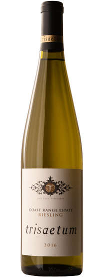 2016 Coast Range Estate Riesling