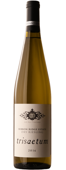 2016 Ribbon Ridge Estate Dry Riesling