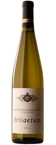 2016 Wichmann Dundee Estate Riesling