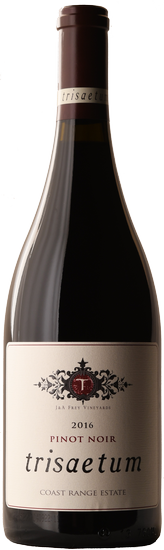 2016 Coast Range Estate Pinot Noir