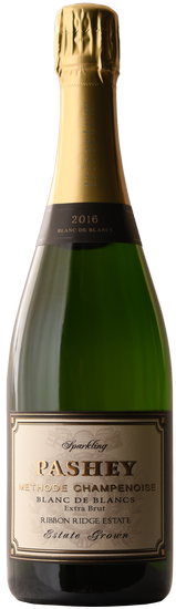 2016 Pashey Blanc de Blancs Ribbon Ridge Estate