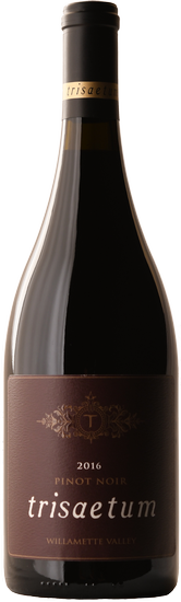 2016 Willamette Valley Pinot Noir