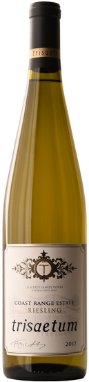 2017 Coast Range Estate Riesling Image