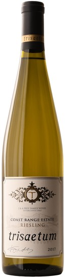 2017 Coast Range Estate Riesling
