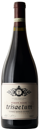 2017 Coast Range Estate Pinot Noir