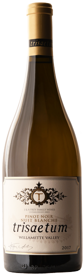 2017 Nuit Blanche White Pinot Noir