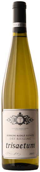 2017 Ribbon Ridge Estate Dry Riesling Image