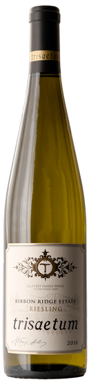 2018 Ribbon Ridge Estate Riesling